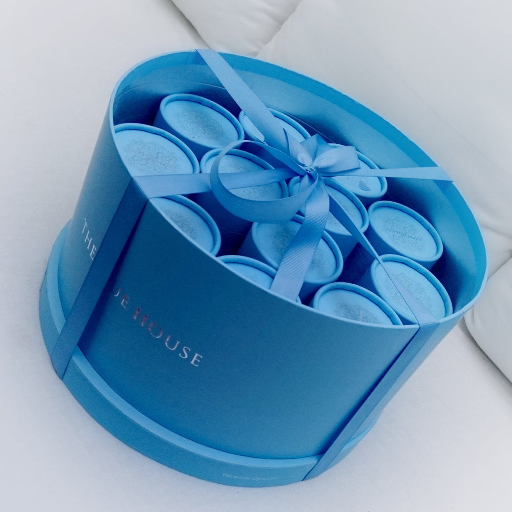 Enchanting Blue Gift Set