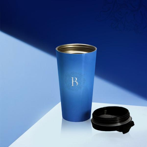 Stainless Steel Travel Mug - THE BLUE HOUSE