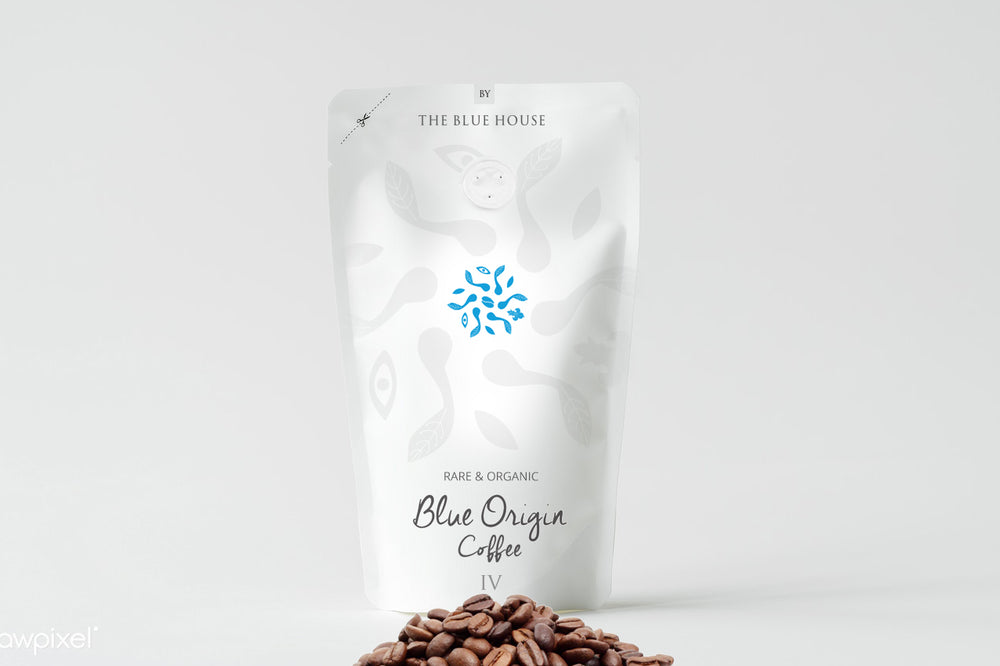 Blue Origin Coffee Box