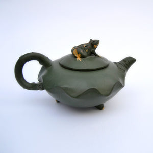 Limited Edition Collector's Item Stoneware Teapot
