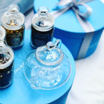 All Season Blue Gift Box