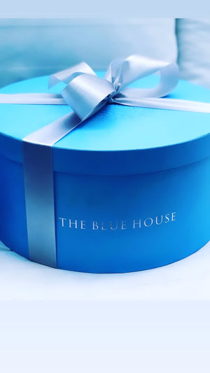 All Season Blue Gift Box - THE BLUE HOUSE