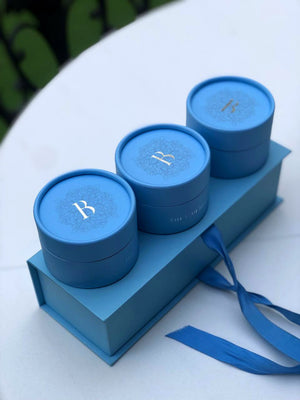 Enchanting Blue Souvenirs