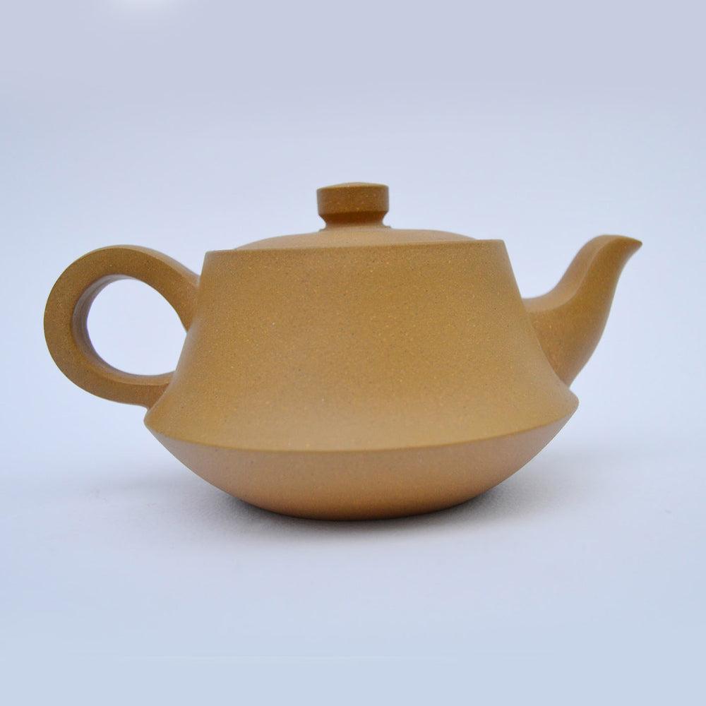 China Bell Stone Teapot - THE BLUE HOUSE