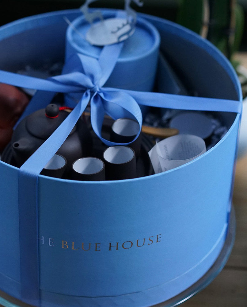 Imperial Tea Travel Kit - THE BLUE HOUSE