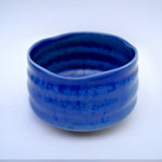 Traditional Indigo Chawan Matcha Bowl