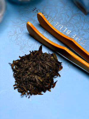 1st Flush Darjeeling Organic Tea - THE BLUE HOUSE