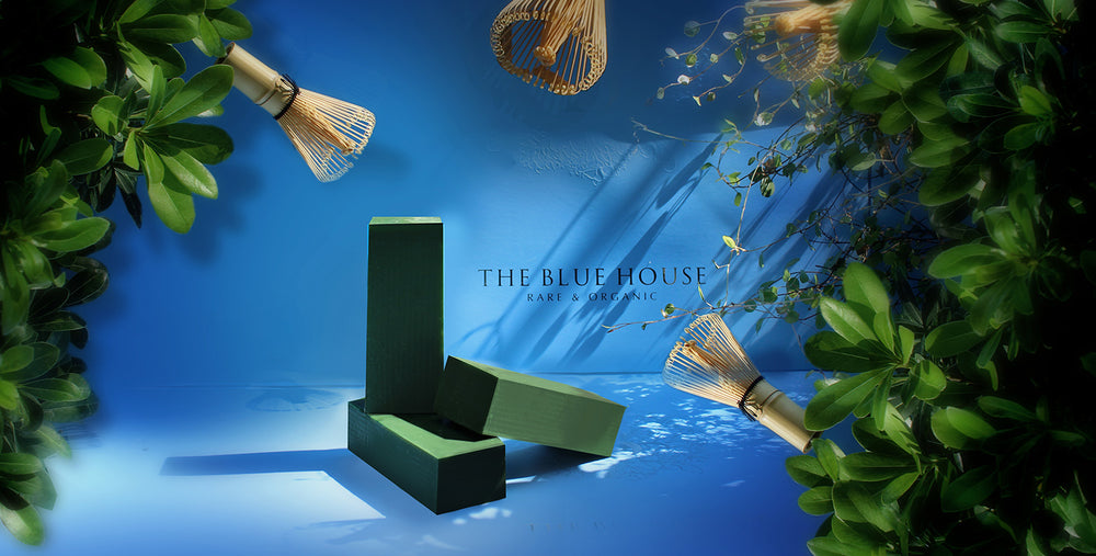 Matcha Soaps Skin Delicacy - THE BLUE HOUSE