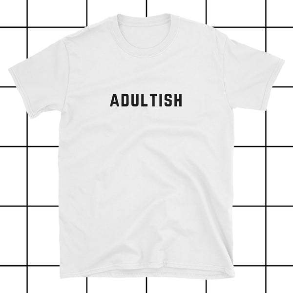 Adultish Vogue Typography Women's T-Shirt - AVAWILDE - 1