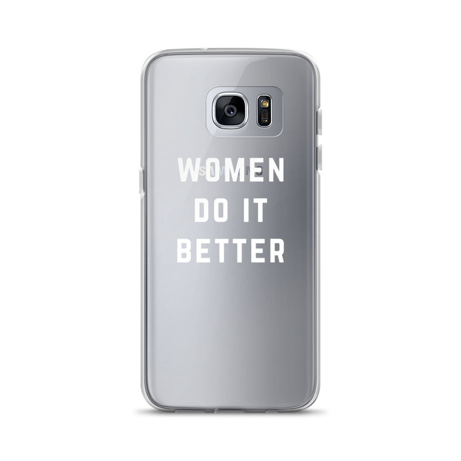 Women Do it Better Samsung Case