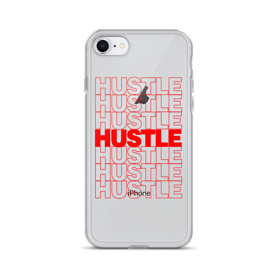 Hustle Thank You Plastic Bag iPhone Case