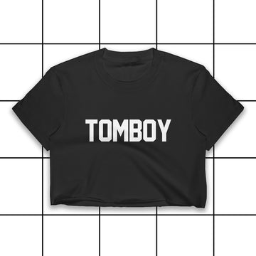 Tomboy Women's Crop Top