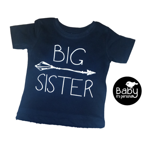 Big Sister Arrow Tee