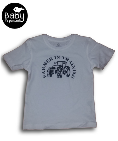 Farmer in training tee