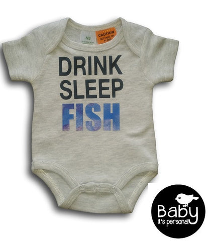 Drink Sleep Fish