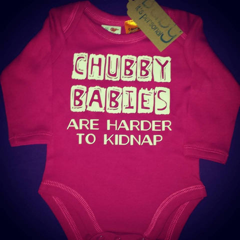 Chubby Babies are Harder to Kidnap