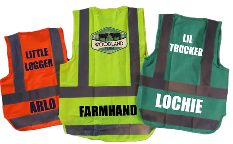 Hi Vis Vest Adults