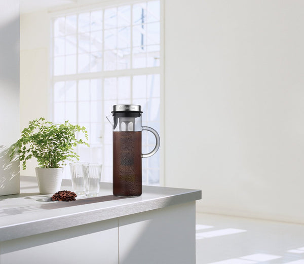 Premium Cold Brew Coffee/Tea - Fruit Infusion Pitcher