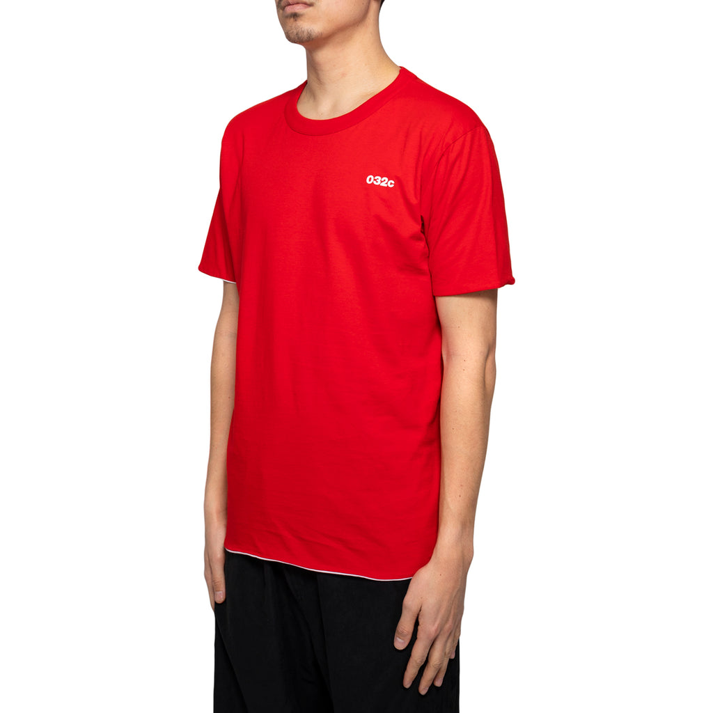 032c Cosmic Workshop Reversible T-Shirt, Red