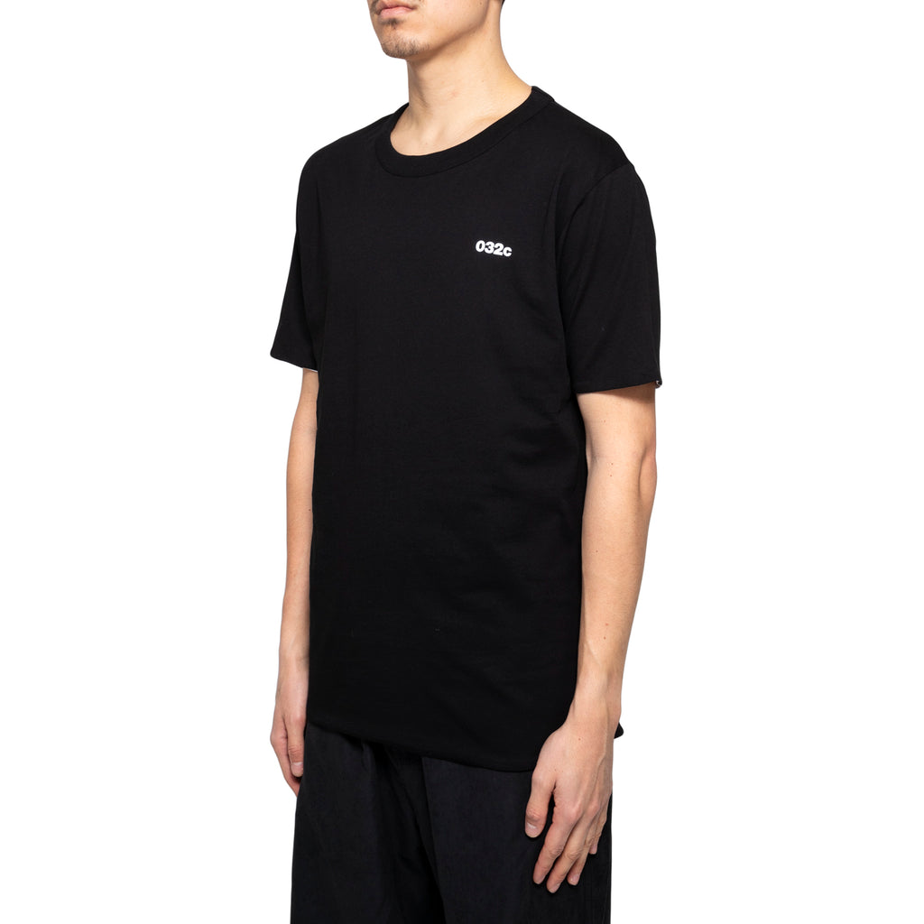 032c Cosmic Workshop Reversible T-Shirt, Black
