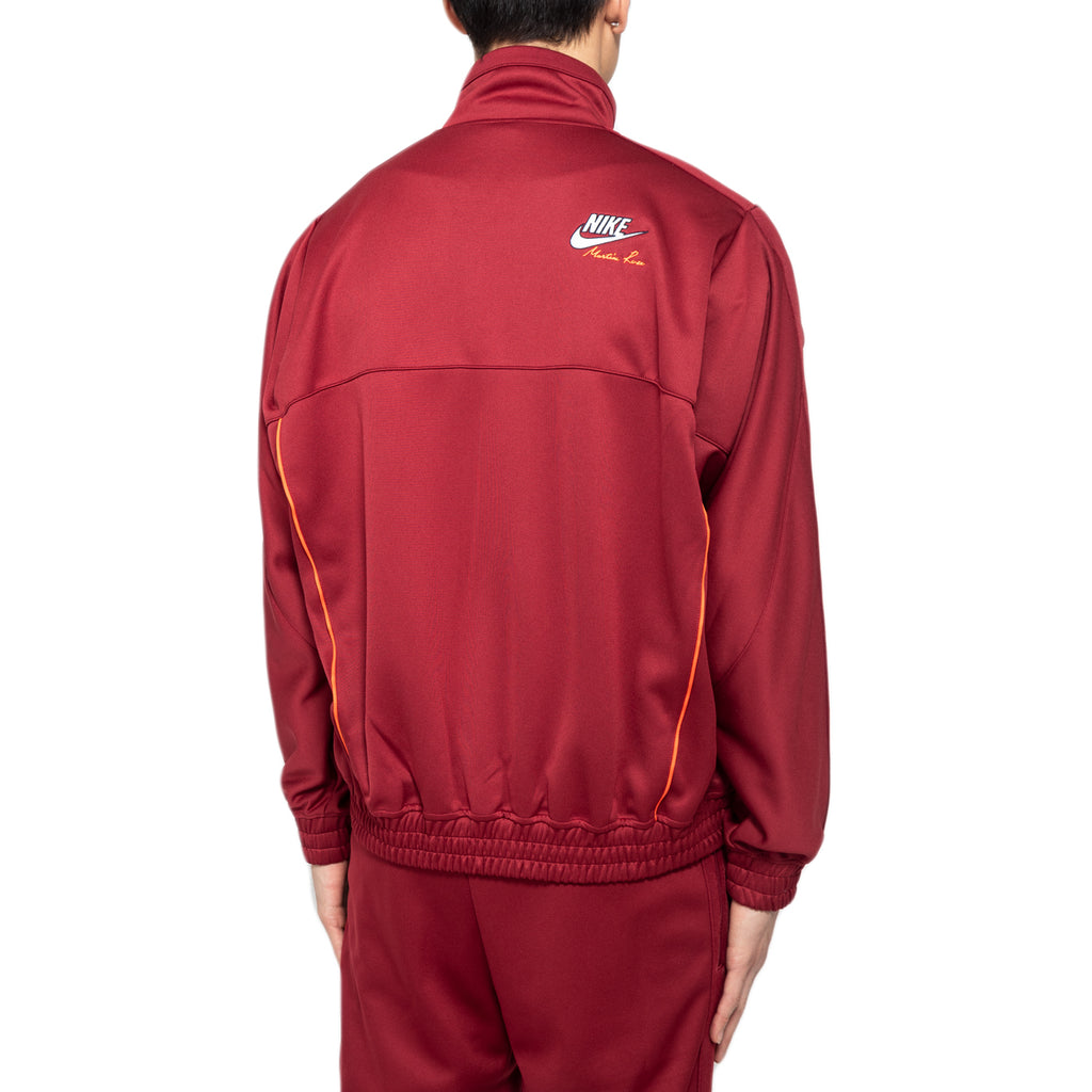 Nike x Martine Rose Track Jacket, Team Red/Team Red
