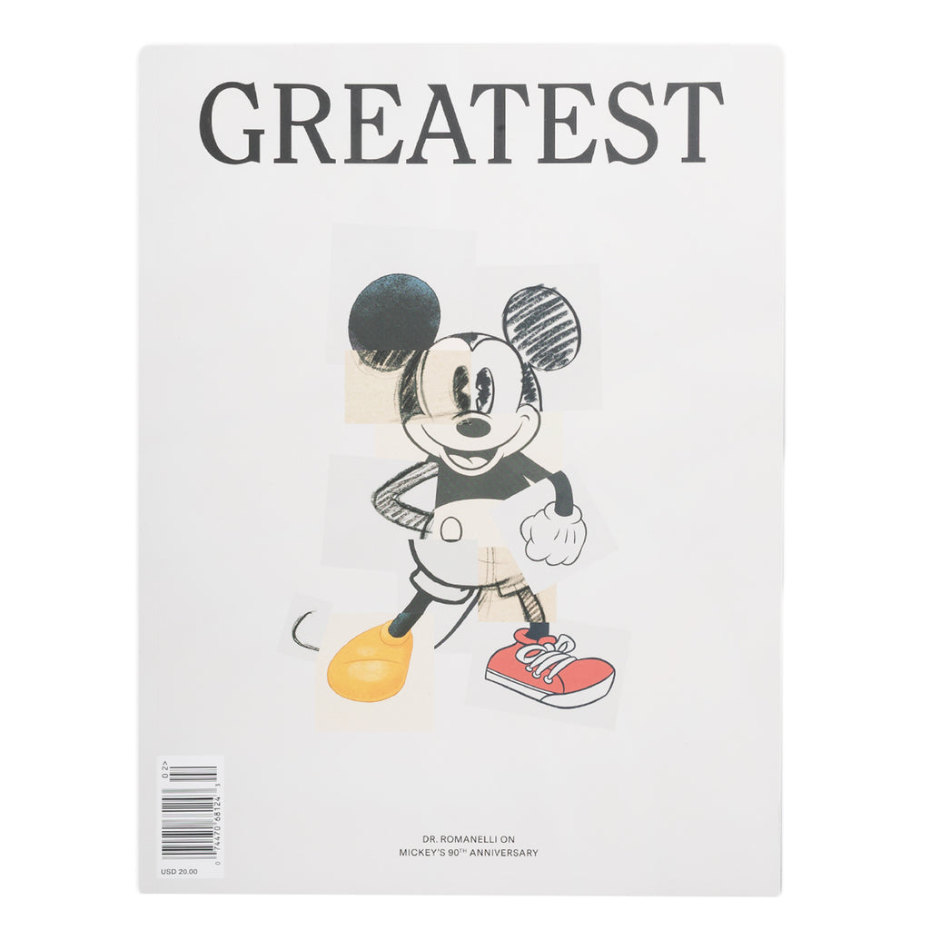 Greatest Issue 02 Winter 18/19