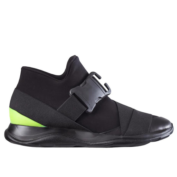 Christopher Kane Tonal Hi Top Sneaker