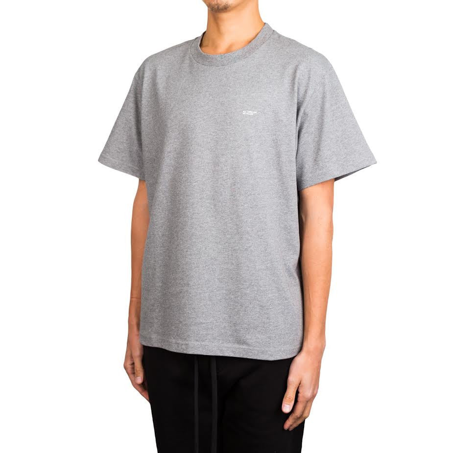 Second Layer Mockneck Oversized Tee (Grey)