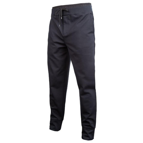 Public School Fjorke Double Waistband Sweatpants (Black)