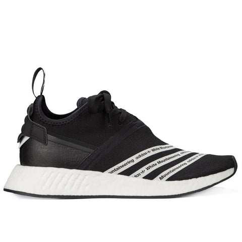 Adidas X White Mountaineering  NMD R2 PK  (Black)