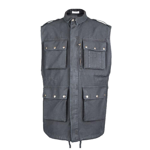 Faith Connexion Military Vest (Black)