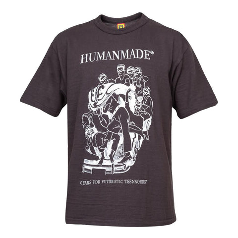 Human Made Group Tee (Black)
