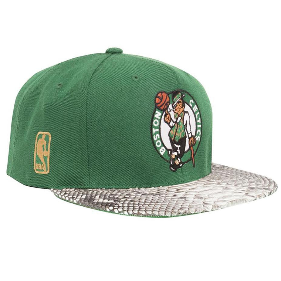 Just Don M&N Celtics Logo (Green/Natural)