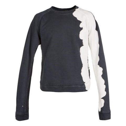 Haider Ackermann Perth Crewneck  (Black/White)