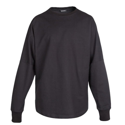 Raf Simons Mid Weight L/S Tee (Black)