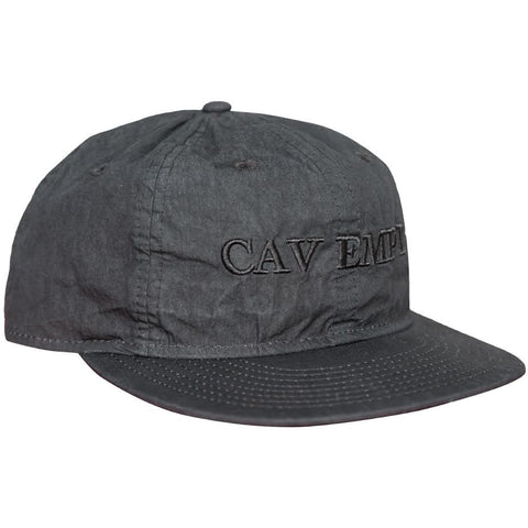 Cav Empt Overdye Low Cap (Black)