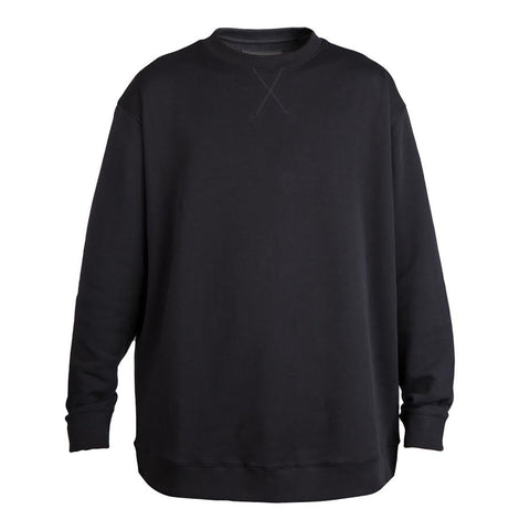 Raf Simons Oversized Waves Sweater (Black)