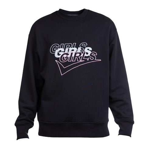 Alexander Wang 'girls Girls Girls' Embroidered Sweatshirt
