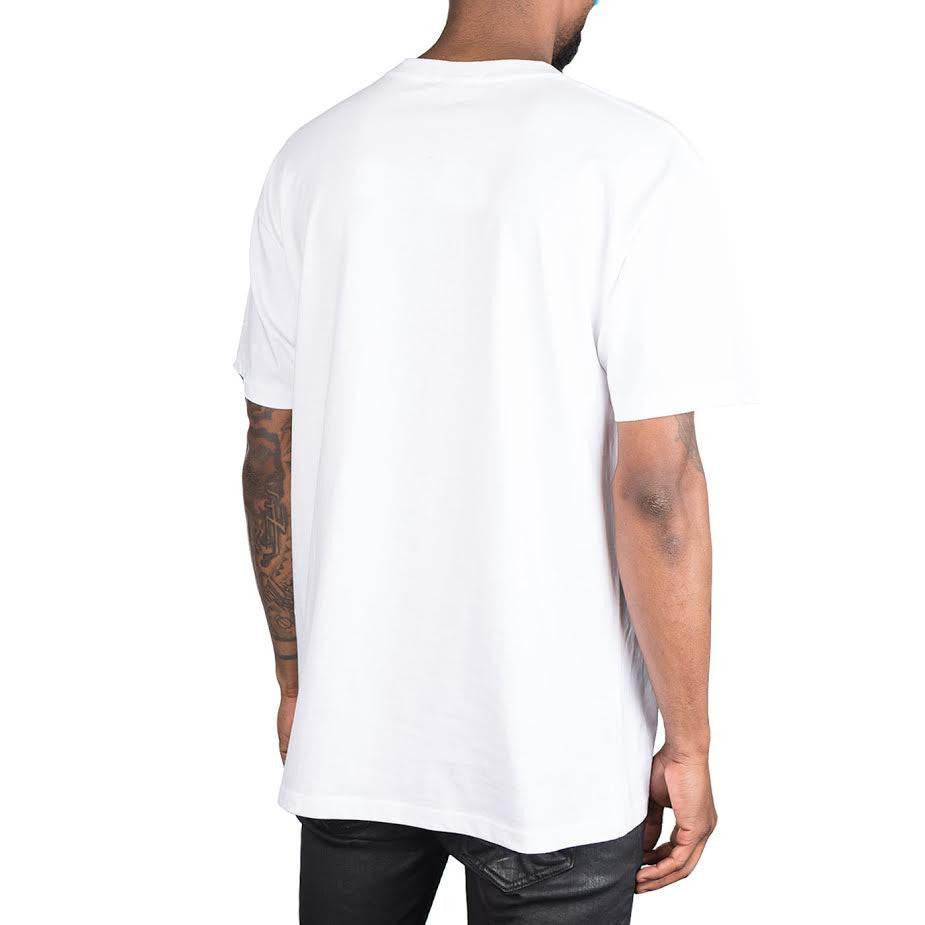Midnight Studios Safety Pin Tee (White)