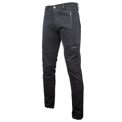 Long Journey T2 Jeans (Aged Black)