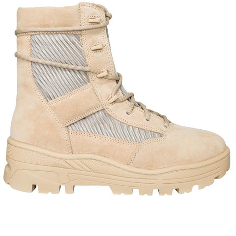 Yeezy S4 Combat Boot (Light Sand)
