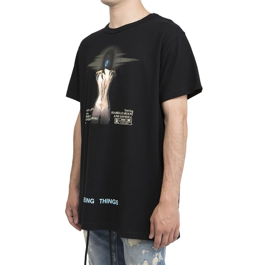 Off-White Woman Movie Tee (Black)