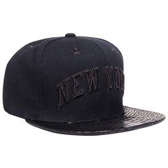 Just Don M&N New York (Black/Black)
