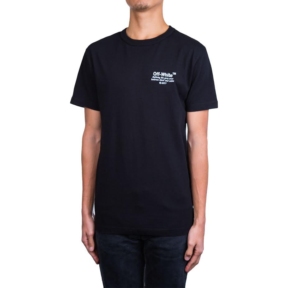 Off White OFF S/S Tee (Black)