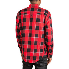 Levis X Chicago Bulls Flannel (Red)