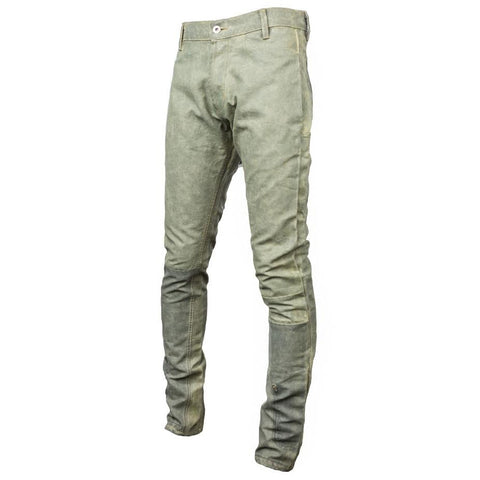 Long Journey T2 Jeans (Green)
