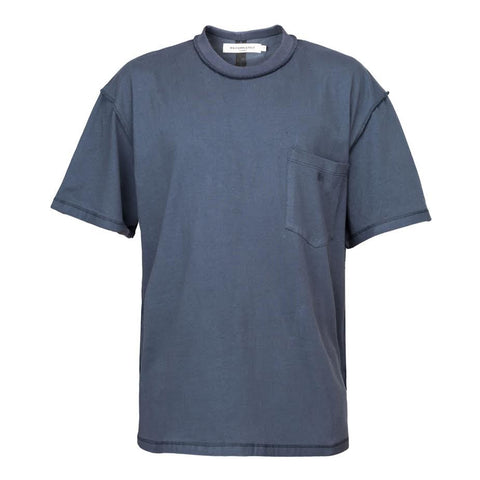 Mr Completely Pocket Tee (Midnight)