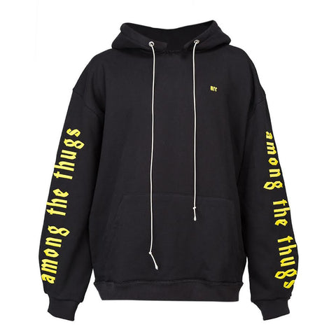 Mr Completely Factory Hoodie (Black)