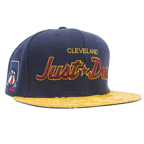 Just Don Cleveland Just Don (Navy/Yellow)