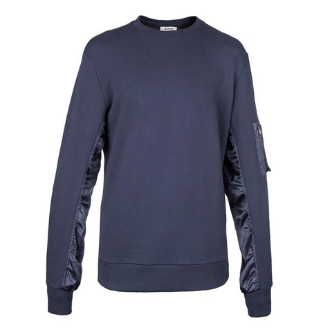 Tim Coppens MA-1 Crewneck (Navy)